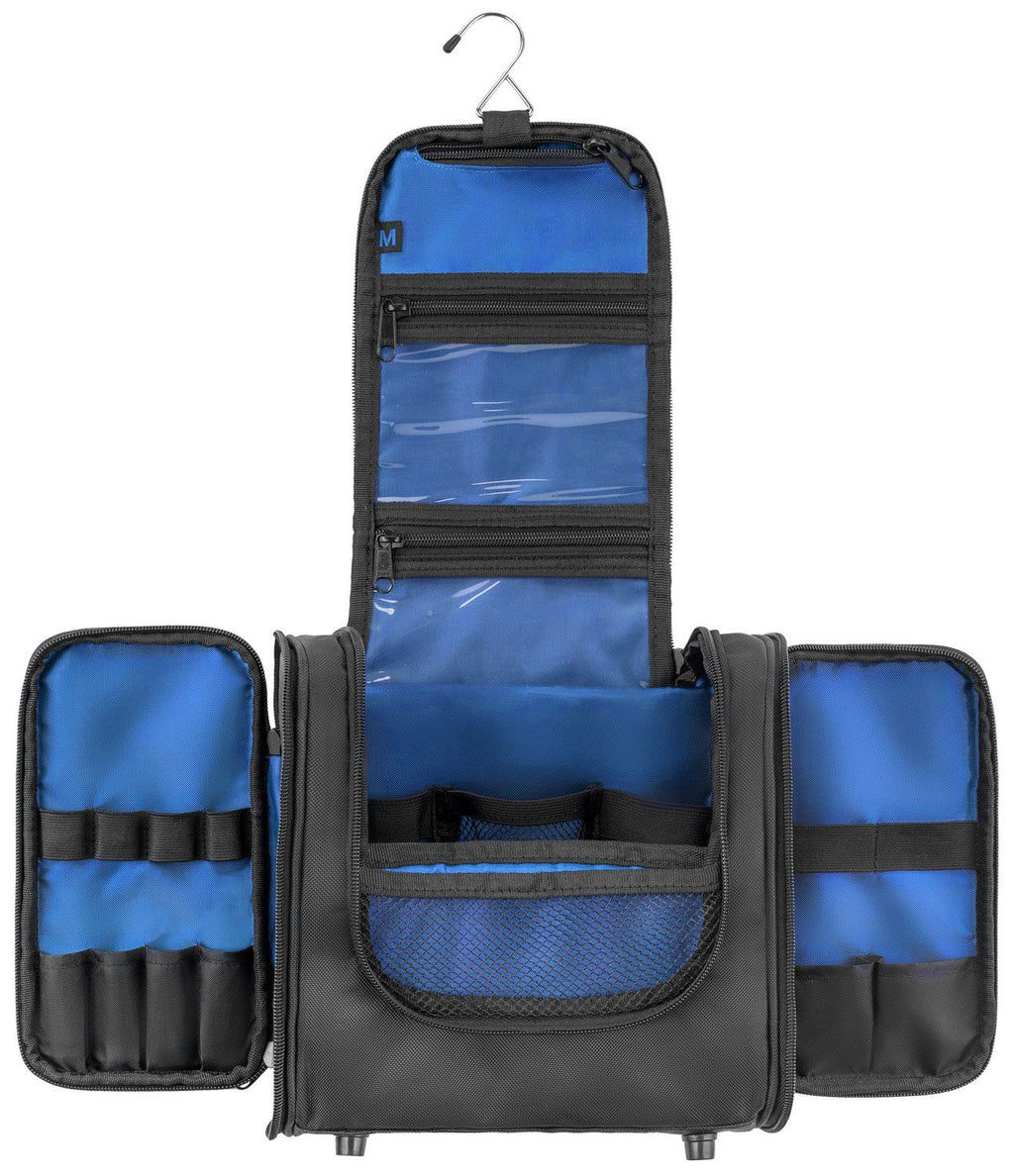 Men's Hanging Travel Toiletries Kit