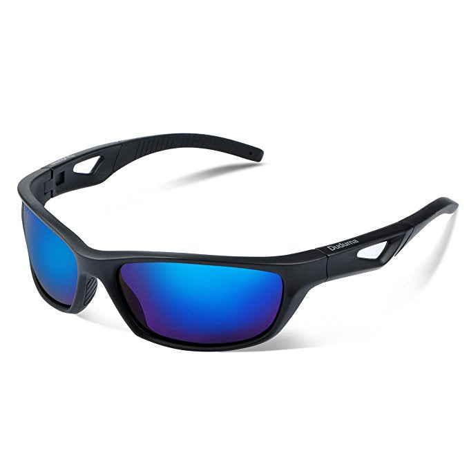 Unisex Polarized Sports Sunglasses For The Active Person!