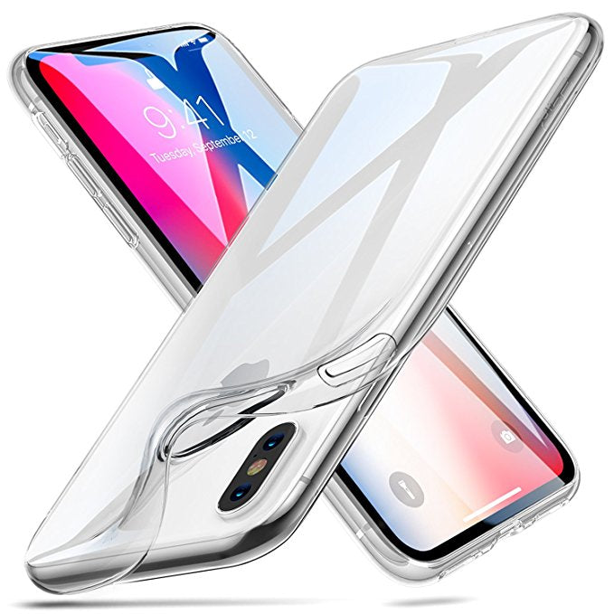 iPhone X   Slim/Clear/Soft Case