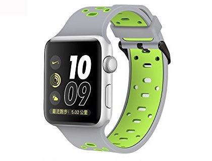 Apple iWatch Silicone Sport Edition Replacement Band