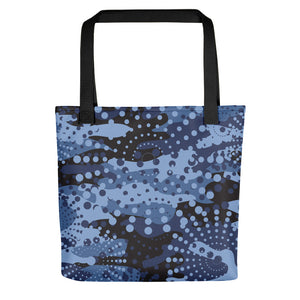 Dazzle Camo Collection Tote Bag