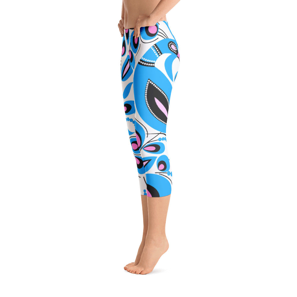 She Bird Yoga Capris
