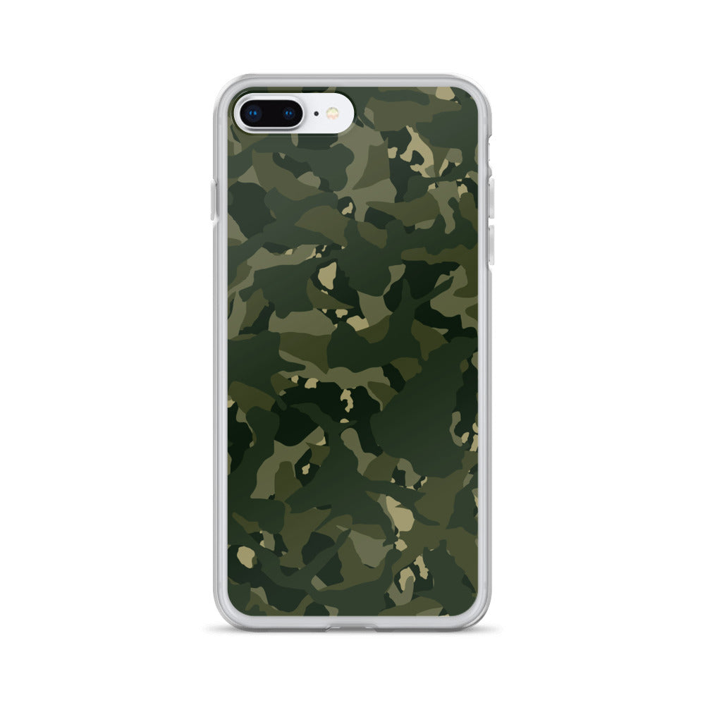 Dark Camo iPhone Cases In All Sizes!