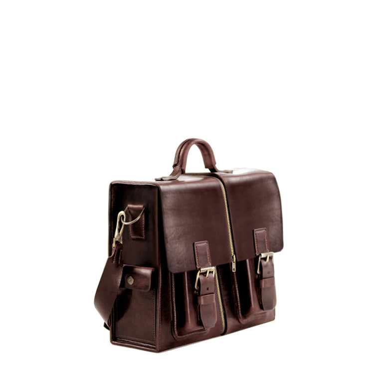 Satchel zip