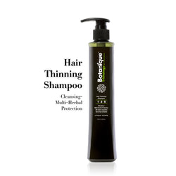 Hair Thinning Shampoo- For Oily & Dandruff  (126) - Botanique Trichology