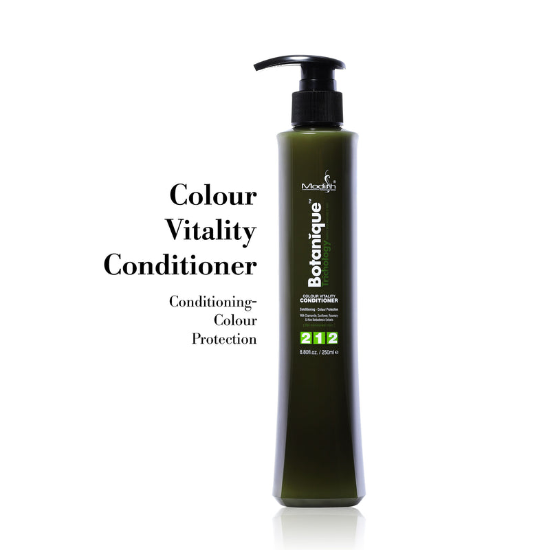 Colour Vitality Conditioner (212) - Botanique Trichology