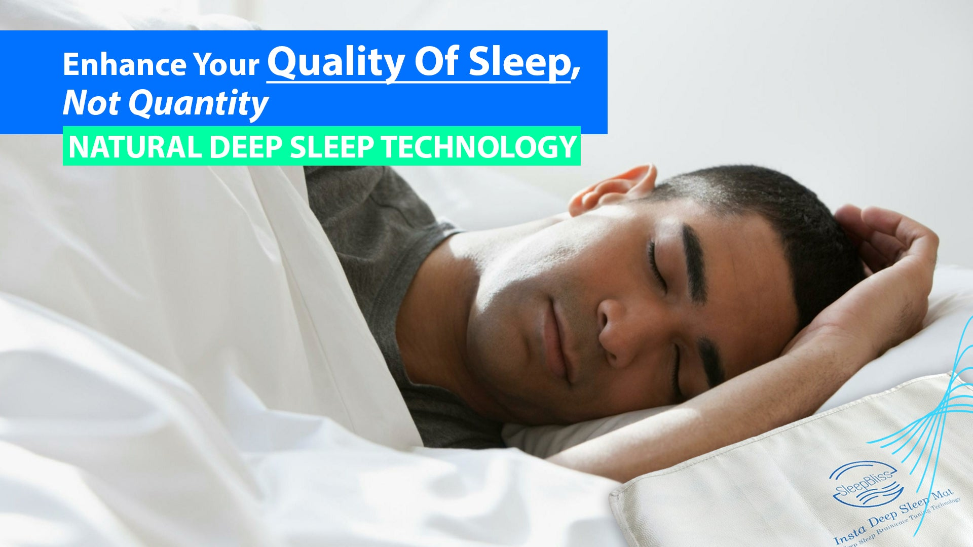 SleepBliss Natural Sleep Aid Enhance Your Quality Of Sleep