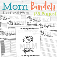 Mom Binder (63 pages) 🖇