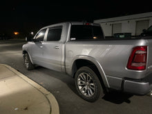 5th Gen Ram Rear Window Vents (Crew Cab)