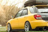 Subaru Impreza Rear Window Vents (02-07 Wagon)