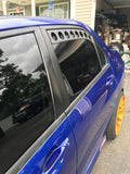 Mitsubishi Lancer Rear Window Vents (Evo 8/9)