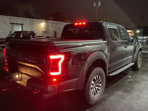 F150 Window Vents (13th Gen Crew Cab/Raptor)