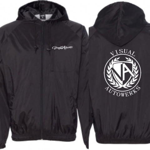 Visual Autowerks Windbreaker
