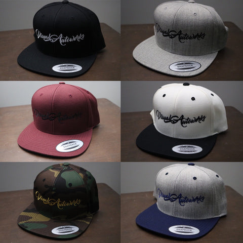 Visual Autowerks SnapBack Hats