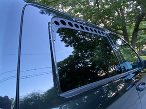 4th Gen Ram Rear Window Vents (Crew Cab)
