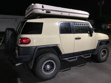 FJ Cruiser Window Vents