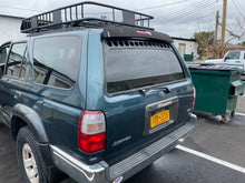4Runner 3rd Gen Hatch Window Vent