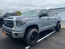 Tundra Window Vents (2nd Gen Crew Max)