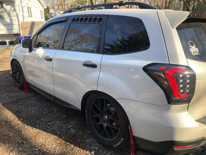 14-18 Forester window vents