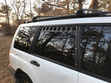 Subaru Forester Rear Window Vents (98-02)