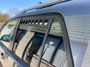 4Runner 4th Gen Side Window Vents