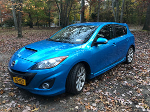 Mazdaspeed 3 2nd Gen window vents