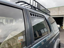 4Runner 3rd Gen Side Window Vents