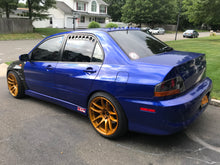 Evo 8/9 window vents