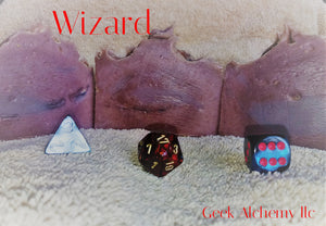 Wizard - Cold process soap
