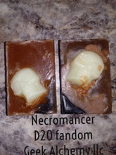 necromancer melt and pour soap by geek alchemy llc