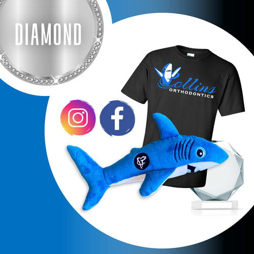 Adopt-A-Shark Diamond Package