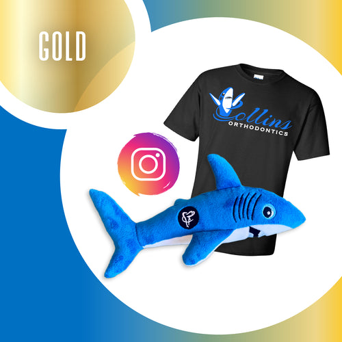 Adopt-A-Shark Gold Package