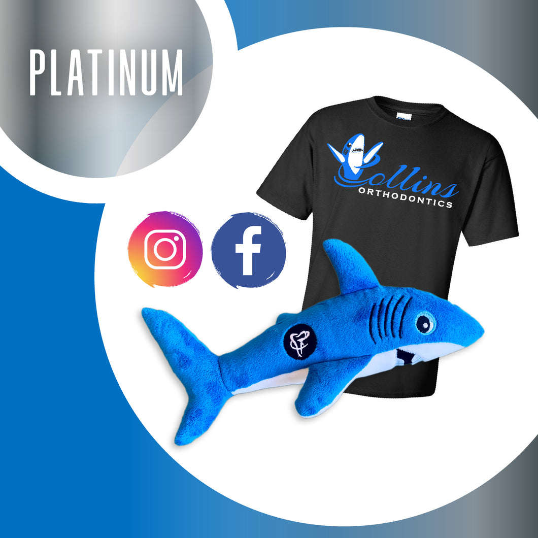 Adopt-A-Shark Platinum Package