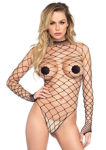 Widenet Body Suit Black