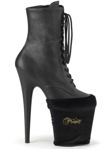 Pleaser Pole Shoe Protectors Black - Model Express Vancouver