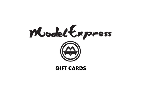 Gift Card - Model Express Vancouver