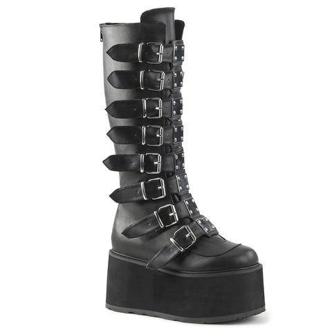 Demonia Damned 318 Black