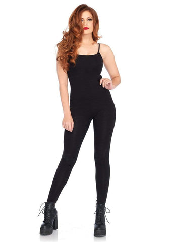 Basic Unitard Black
