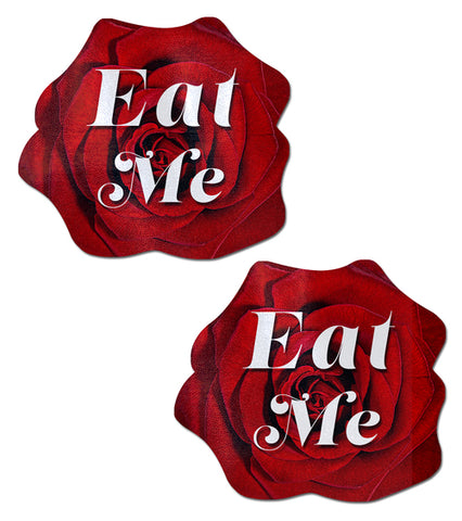 "Pastease: Red Rose ""Eat Me"""