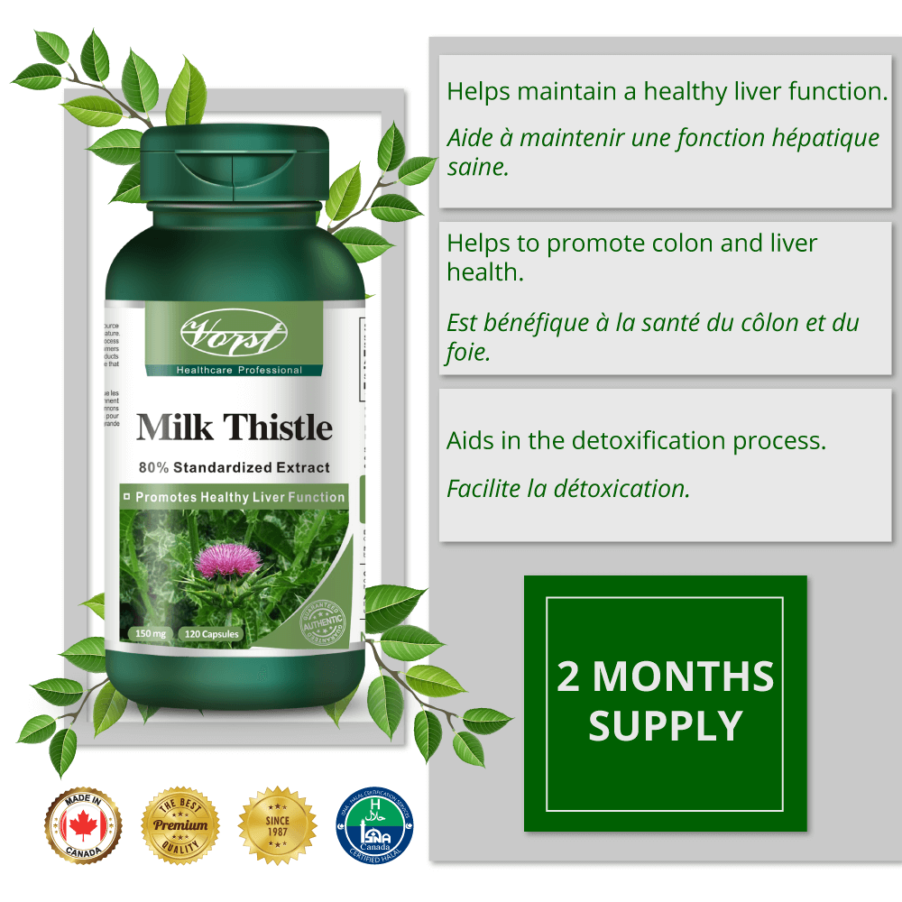 Milk Thistle Suppplement