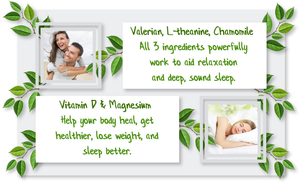 Sleep Aid - Vorst Supplements and Vitamins