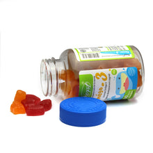 Load image into Gallery viewer, Omega 3 Gummies for Kids 60 Blocs