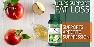 Benefits of vitamin C+ Apple Cider Vinegar 510mg - Vorst Supplements and Vitamins