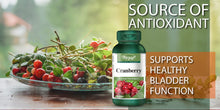 Load image into Gallery viewer, Benefits of Cranberry 500mg - Vorst Supplements and Vitamins
