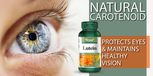Benefits of Lutein Vision Healthy 18 Mg - Vorst Supplements and Vitamins