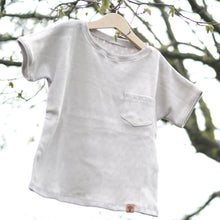 "Laden Sie das Bild in den Galerie-Viewer, SHIRT ""Pointoille"" Taupe"