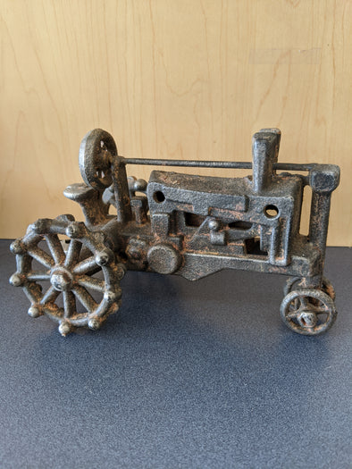 Cast Iron Tractor Toy