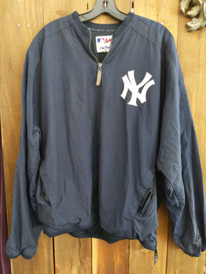 Majestic NY Yankees Pull Over XL