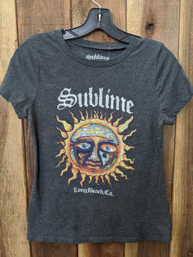 Sublime Long Beach CA T Shirt : Size S