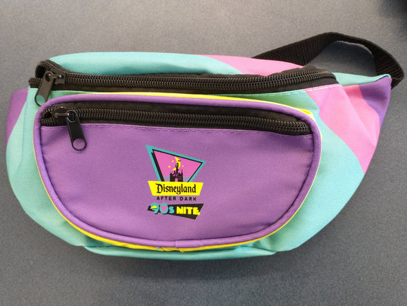 Disneyland After Dark 90s Nite Fanny Pack